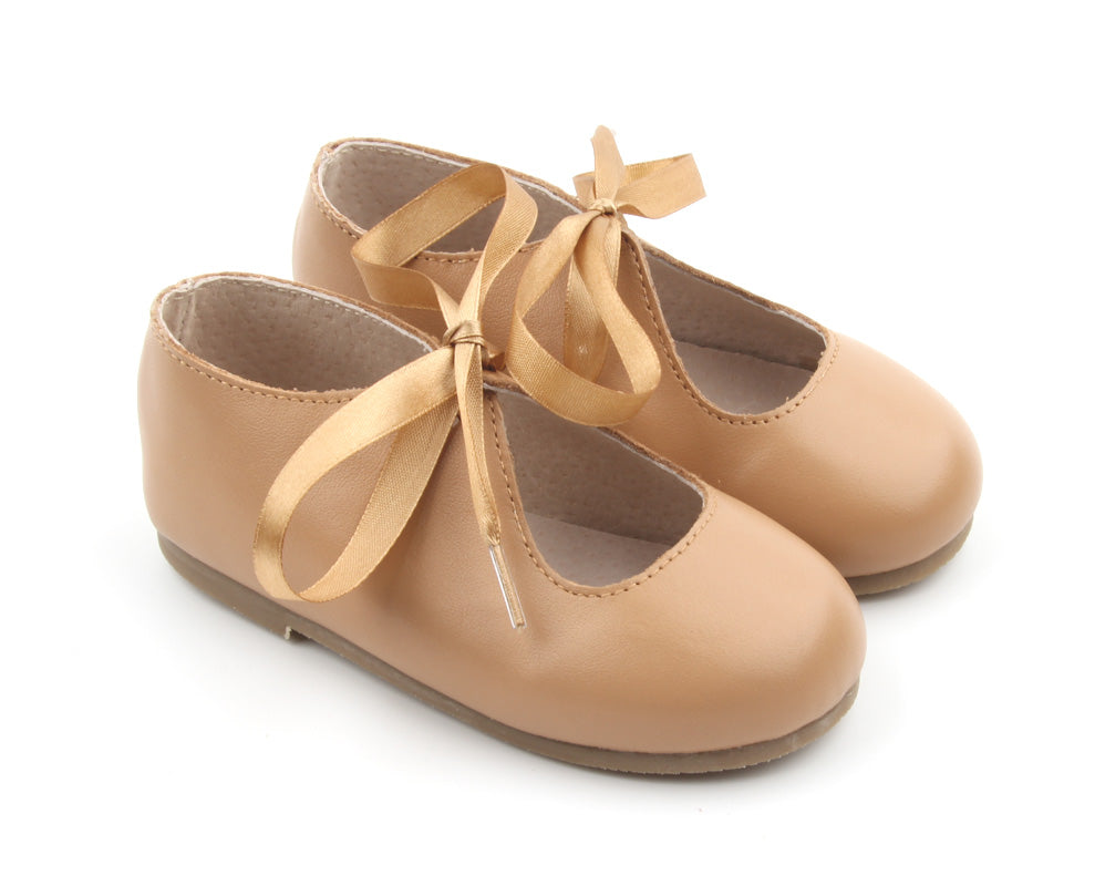Mary Jane Classic - Caramel - 50% off at checkout
