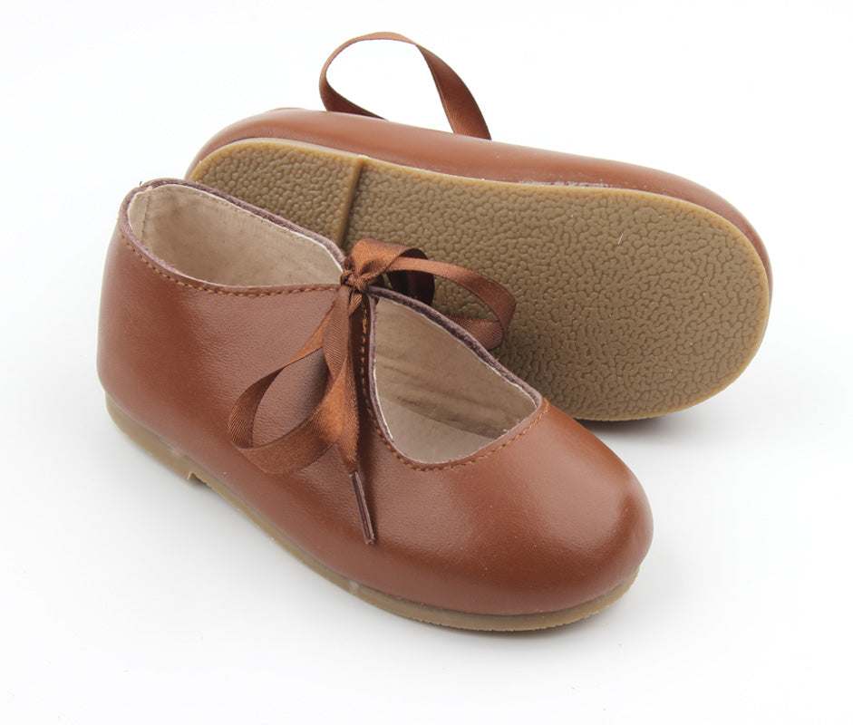 Mary Jane Classic - Chestnut - 50% off at checkout