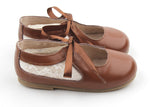 Mary Jane Vintage - Chestnut