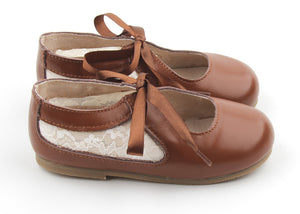 Mary Jane Vintage - Chestnut - 50% off at checkout