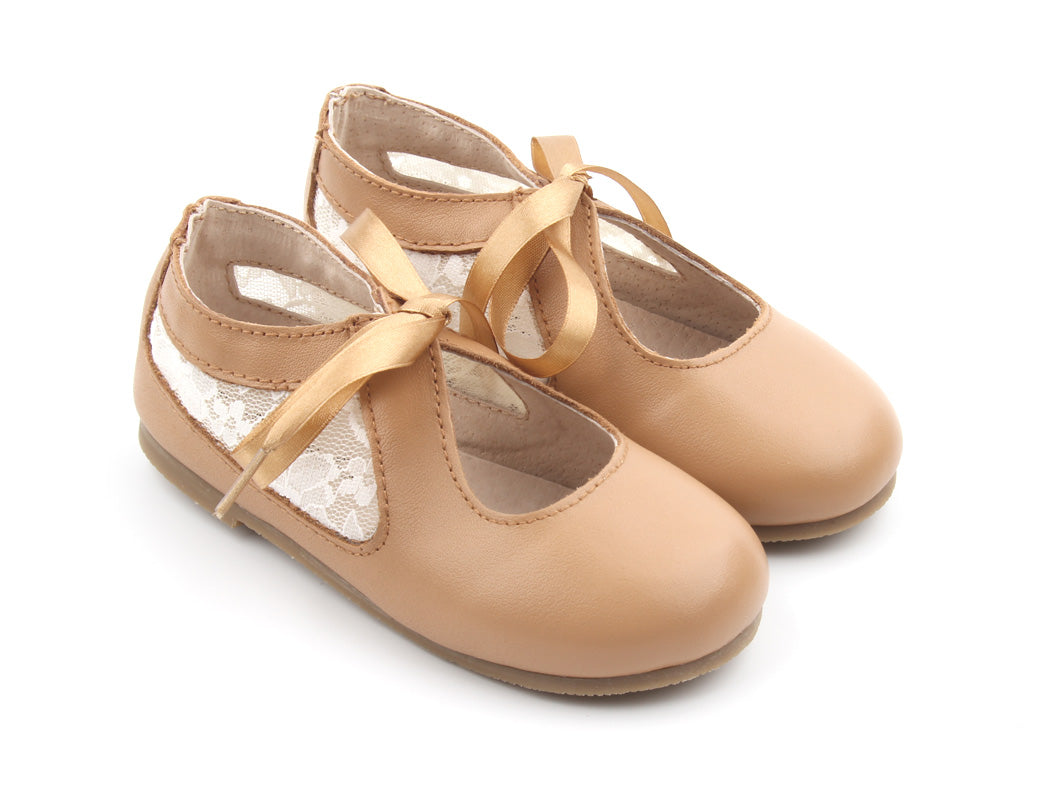 Mary Jane Vintage - Caramel - 50% off at checkout