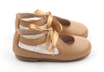 Mary Jane Vintage - Caramel