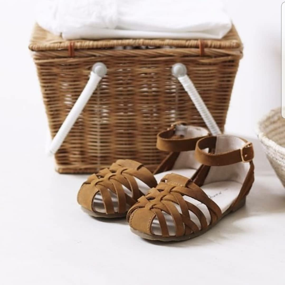 Sandal - Tan - 50% off at checkout