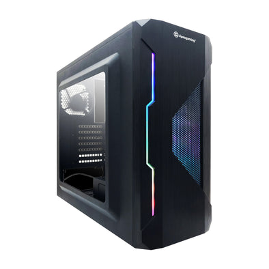 Apexgaming F301 Mid Tower Gaming Case