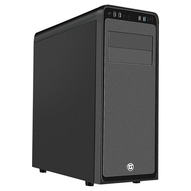 Apexgaming G1 ATX Mid Tower Case - Silent Edition