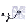 Apexgaming A-Cool Series, Addressable RGB Cooling Fan AC-120S2 (+5V 3pin connector to Motherboard)