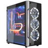 Apexgaming Z2 ATX Mid Tower Case - Vivid Edition