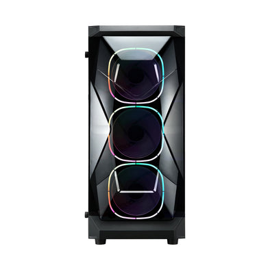 Apexgaming X1 ARGB E-ATX Mid Tower Case