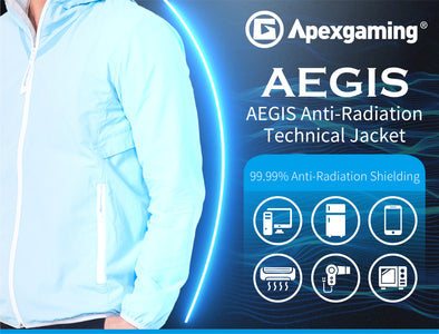 Aegis Anti-Radiation Technical Jacket