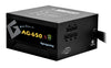 Apexgaming AG-650S, 650W80+ Gold Semi-Modular Power Supply