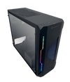 Apexgaming F601 Mid Tower Gaming Case