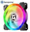 Apexgaming A-Cool ARGB Dual Ring Fan (Single Pack)