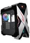 Apexgaming X-Mars E-ATX Mid Tower Case ARGB Edition