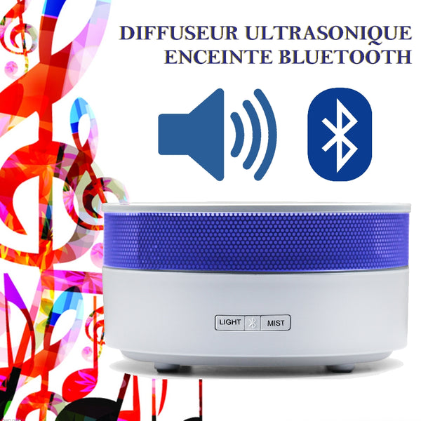 Diffuseur Ultrasonique OIA Enceinte Bluetooth