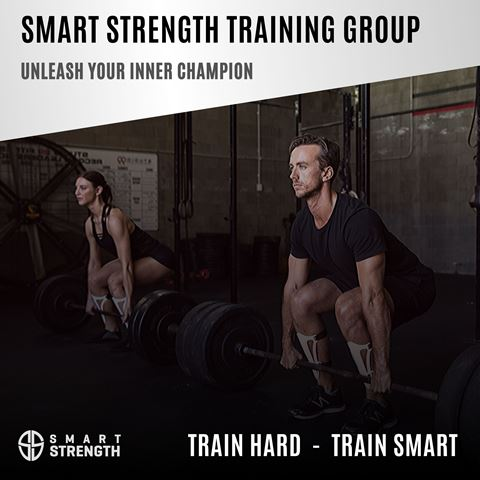 UNLEASH OUR INNER CHAMPION - SMART STRENGTH TRAINING GROUP