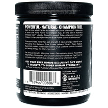 Load image into Gallery viewer, PURE POWER PreWorkout (Unflavored) - 315 grams (11.1 oz) NEW STOCK