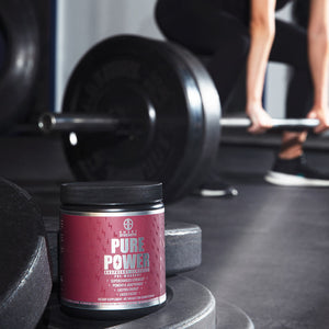 PURE POWER PREWORKOUT - NATURAL BUT KICKASS !