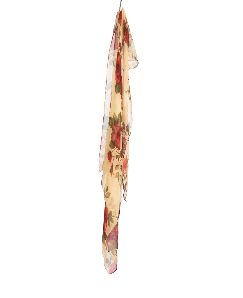 Good Morning Keith Unisex Blossom printed Silk
