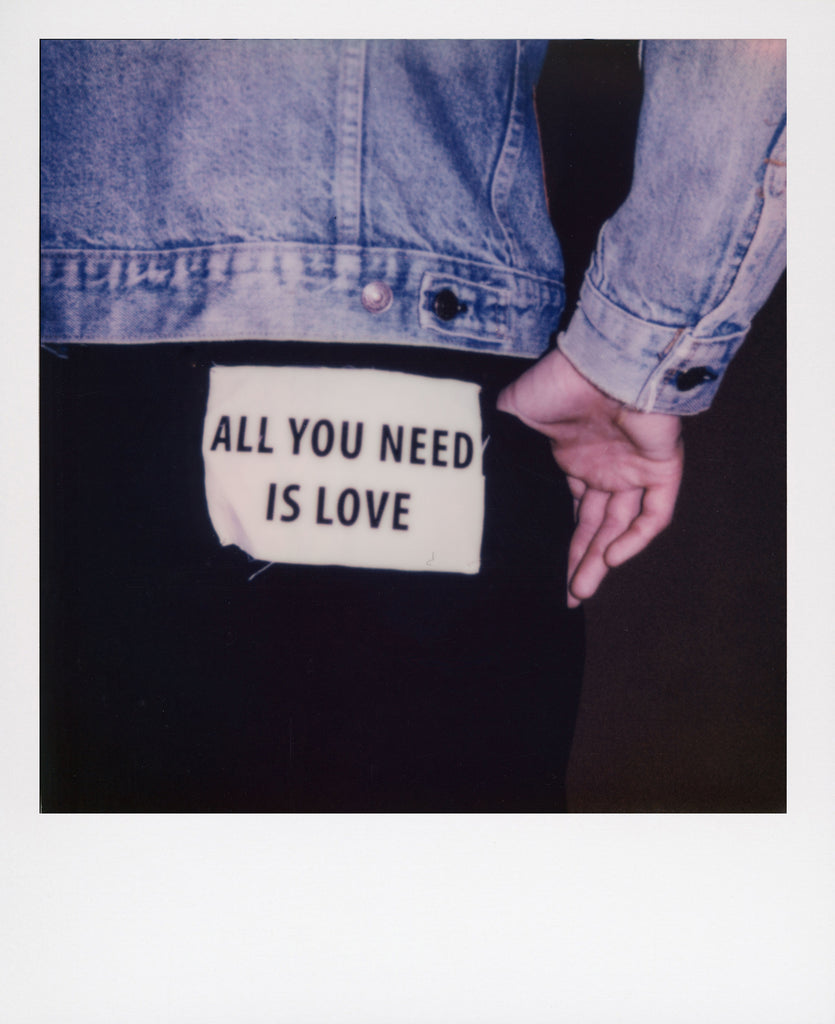 Good Morning Keith All You Need Is Love Patch