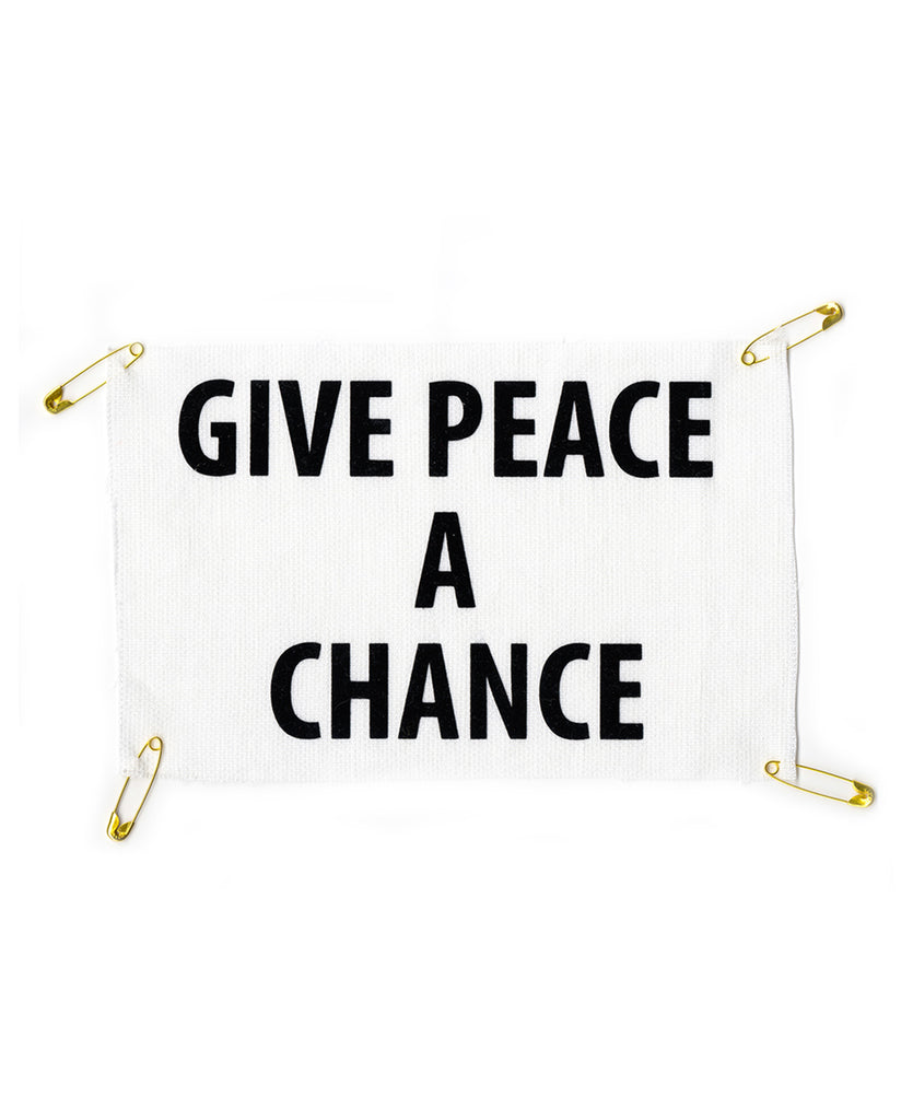 Patch Good Morning Keith Give Peace A Chance