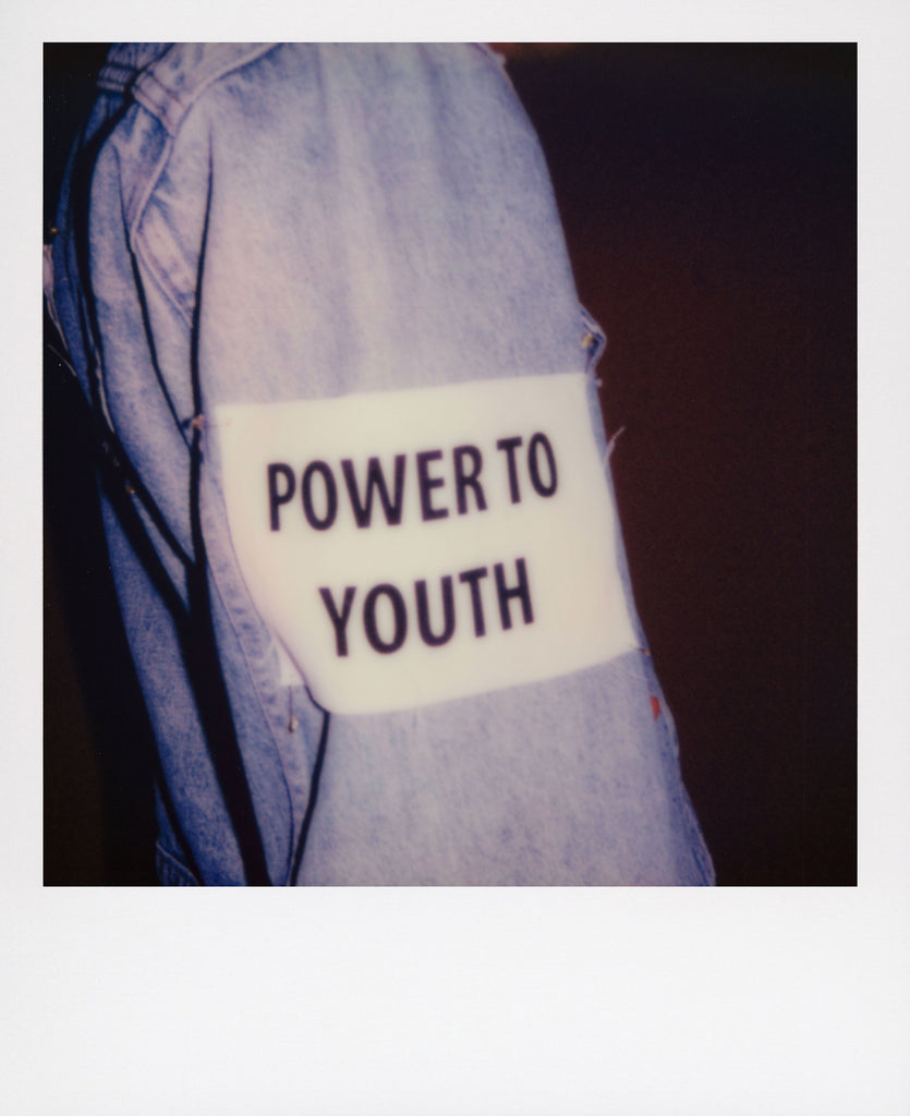 Good Morning Keith Power To Youth Patch