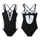 Women One Piece Plus Size Padded Swimsuit Bikini Beach Swimwear