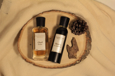 WINTER COLLECTION SET - FRAGRANCE OCEAN - MIRA Y MANO