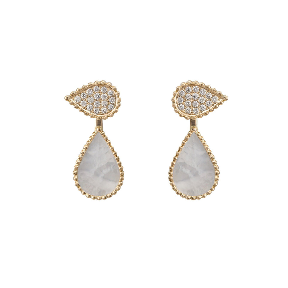 HAYMA DIAMONDS EARRINGS - MAS JEWELS - MIRA Y MANO
