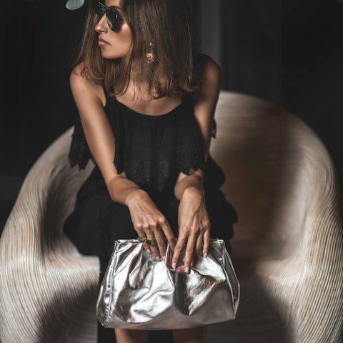 CLUTCH BAG MN - MINE BAGS AND ACCESSORIES - MIRA Y MANO