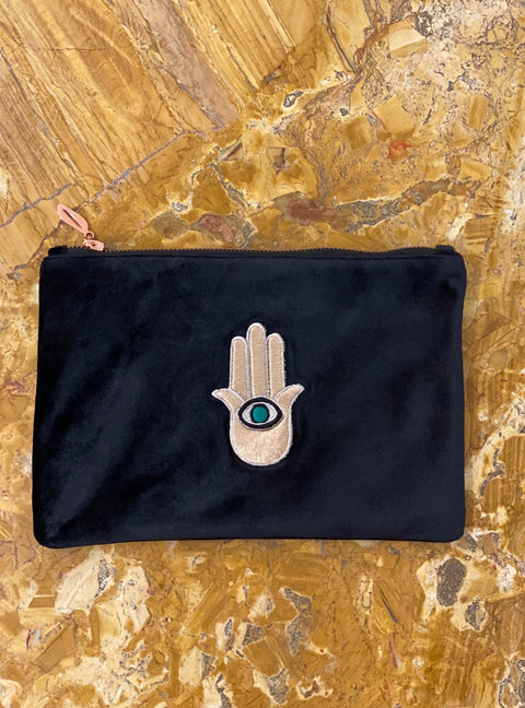 POUCH HAND - MINE BAGS AND ACCESSORIES - MIRA Y MANO