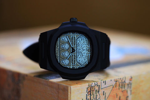 SKU1497 - NUUN WATCHES - MIRA Y MANO