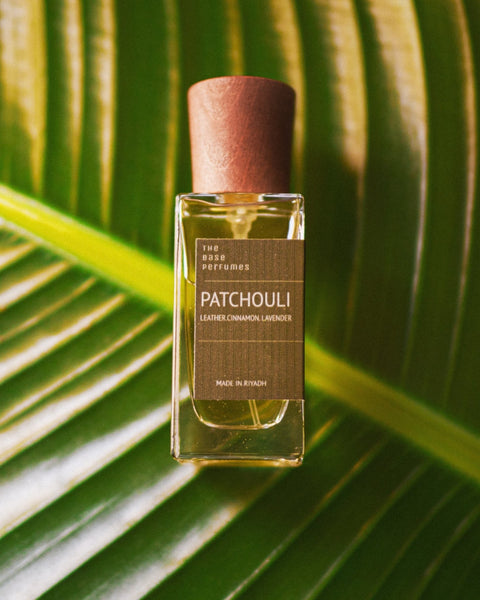 PATCHOULI TBP - THE BASE PERFUMES - MIRA Y MANO