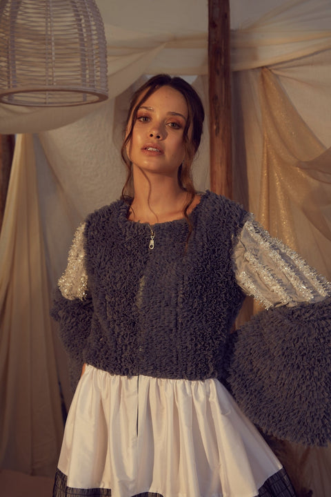 A/W2021Look18 - THE ORPHIC - MIRA Y MANO
