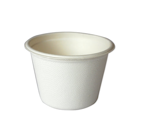Cup Gelato Single, 140mL Bio Cup (B11)