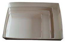 Paper Food Tray Biodegradable - Rectangle & Square (FT)