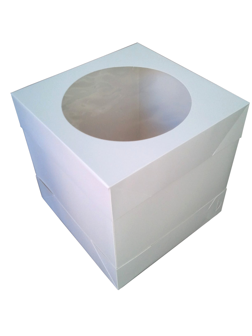 Tall cakebox extender cakebox