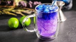 Edible Butterfly Pea Flower Decorations Blue Dye (BFlyPea)