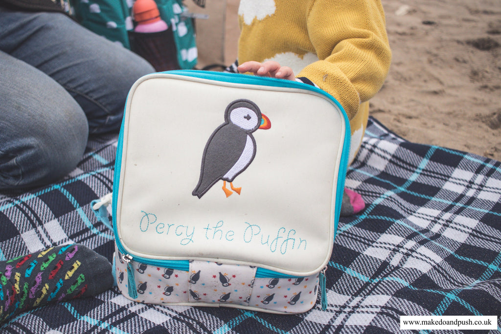 Percy the Puffin Lunchbox