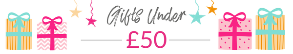 Pink Lining Christmas Gifts Under £50