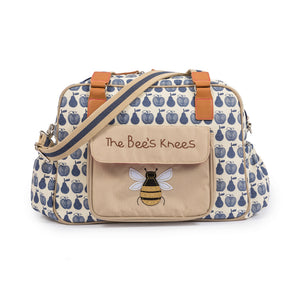 The Bee's Knees Navy Apples & Pears