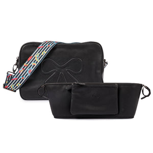 Hoxton Vegan Leather Cross Body Bundle