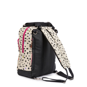 The Wonder Bag Rucksack Dalmatian Fever