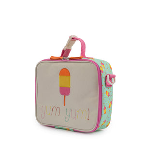 Pink Lining Children's Lollipop lunchbox
