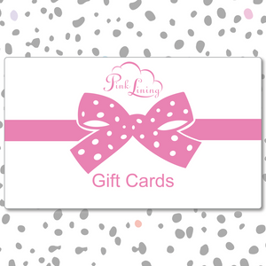 Pink Lining Gift Card
