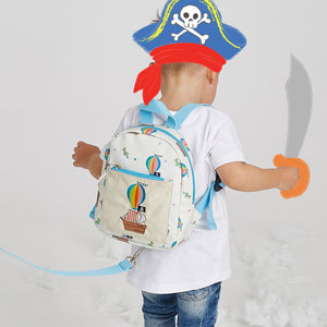 Pink Lining Children's Pirate mini rucksack