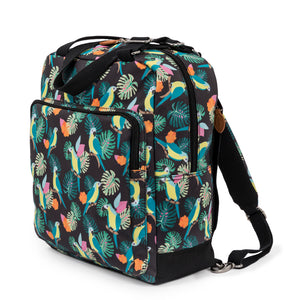 Wonder Bag Backpack - Parrot Black