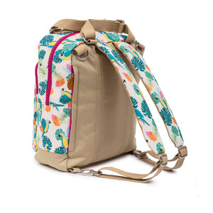 Wonder Bag Backpack - Parrot Cream