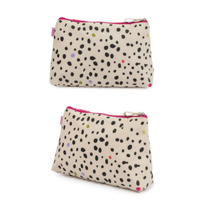 YUMMY MUMMY- DALMATIAN FEVER incl- Wash Bag, Bottle Holder, Wallet - BUNDLE