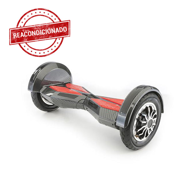 Hoverboard On2Wheels Sumo Fibra Carbono - REACONDICIONADO