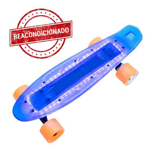 Monopatín Eléctrico Sk8 Air Azul REACONDICIONADO*